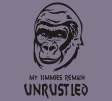 My Jimmies Remain Unrustled by theITfactor
