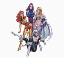 marvel girls by michele lettieri