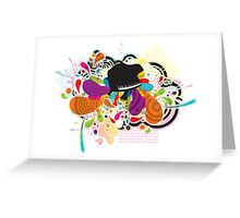 Flabby_Expression Greeting Card