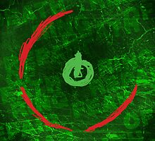 Red Ring Of Death Poster by GeekGamer