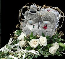 Wedding Bears by Lisa Klement