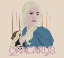 Daenerys (Dracarys) by moseisly