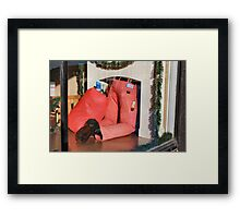 Get the Plunger Framed Print