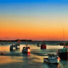Harbor at First Light by TeresaB