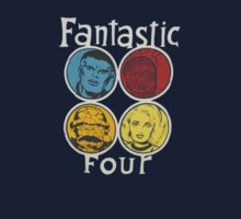 Fantastic Four by mvettese