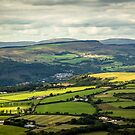 Neath Valley View - Mynydd Marchywel by digihill