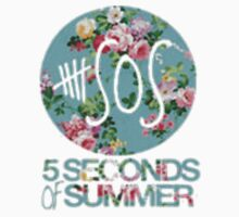 5sos flower logo by anafranciscabb