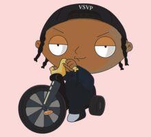 A$AP Rocky vs. Stewie  Kids Clothes