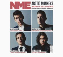Arctic Monkeys: NME by RockBoss