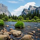 Yosemite National Park by Jerome Obille