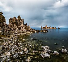 Mono Lake by Jerome Obille
