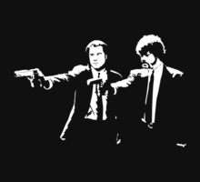 Pulp Fiction by gecaccavale
