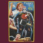 Friday 13th by GarfunkelArt