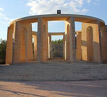 Kennedy Grove Memorial, St. Paul's Bay, Malta by Kajia