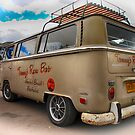 Tommys rum bar Bus by jay007