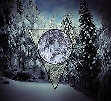 Winter triangle by Richie91