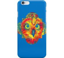 quatrefoil owl iPhone Case/Skin