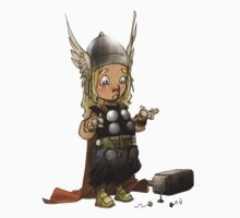 Little Thor by LiquidPlanet