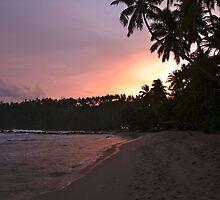 Sunset by kiddchino