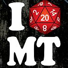 I D20 Montana by Tee NERD