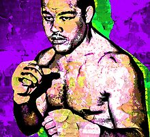 JOE LOUIS-BROWN BOMBER by OTIS PORRITT