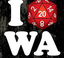 I D20 Washington by Tee NERD