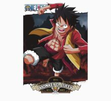 One Piece - Luffy by irig0ld