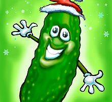 Christmas Pickle by Kevin Middleton
