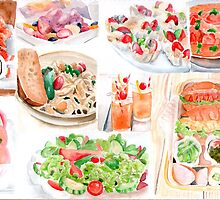 Feel the food by May PS