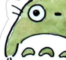 Totoro  Chibi Sticker