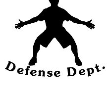 Property Of Defense Dept by kwg2200