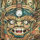 Mahakala by Tilly Campbell-Allen