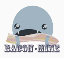 Bacon Monster by doodleby