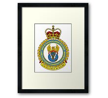 Aerospace and Telecommunications Engineering Support Squadron Framed Print