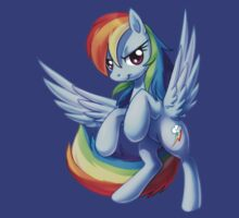Rainbow Dash by ShinePaw