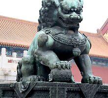 Statue  by kiddchino