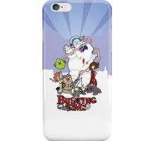 Busting Time iPhone Case/Skin