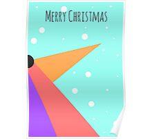 Penguin Card Poster