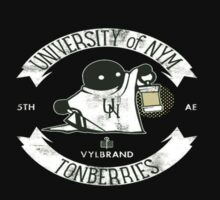University of Nym TONBERRIES  by lewislinks