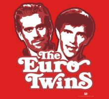 The Euro Twins by thezuba