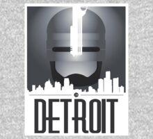 RoboCop-Detroit by thezuba