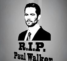 Paul W RIP by mattimac
