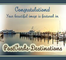 Postcards Destination Featured Banner Contest by MotherNature2