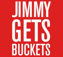 Jimmy Butler - Buckets (NBA Chicago Bulls) by gsic