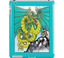 final fight (vertical) iPad Case/Skin