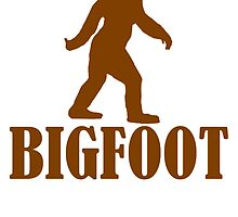 Bigfoot by kwg2200