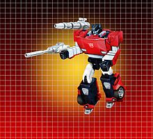 Masterpiece Sideswipe  by Draconis130