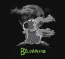 Brianweenie by Donnie Illustration