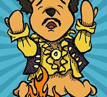Winnie Hendrix by Brett Gilbert
