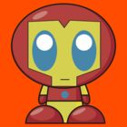 Mini Iron Man by JazznProduction